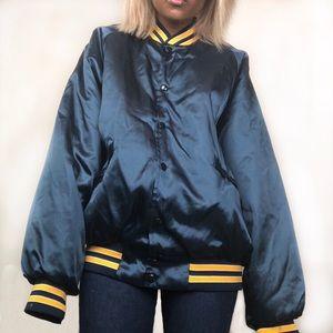 Seafarer brotherhood of the sea bomber jacket